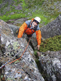 Chris on Pitch 2