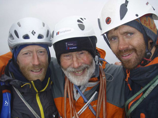 l-r: Jorgen, Chris and Stein