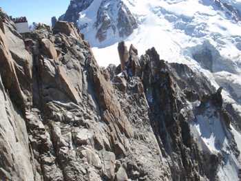 The Cosmique Arete