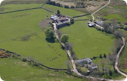 Chris' house